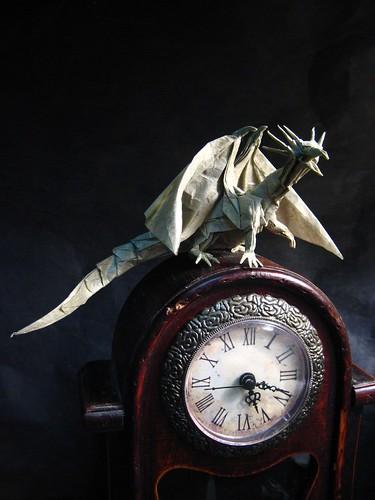 The Ancient Dragon by Satoshi Kamiya