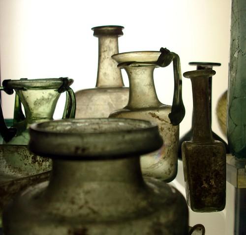 pate de verre romaine