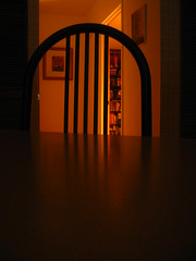 Hallway (pauly...) Tags: availablelight original minimal warmcolors amiko tungsten