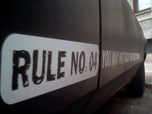 rule no.04