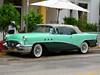 Buick Special Riviera - 1955 soft top (mnadi) Tags: auto green classic cars 1955 car buick automobile riviera florida miami topv1111 wheels topv999 special chrome 50s coupé