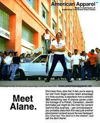 Alane (eyewashdesign: A. Golden) Tags: 2005 ca nyc hot west building sexy car fashion sex trash work asian fun golden la amusement blog losangeles workers automobile funny factory joke humor fake polish humour canadian dirty advertisement mexican american latin irony blogging laugh jew jewish blogspot worker latino spoof hispanic amusing lust westcoast wit lusty trashy nasty apparel sarcasm sarcastic pisstake dovcharney alane schmatta ragtrade lustful kitted leftcoast factoryworkers kittedout