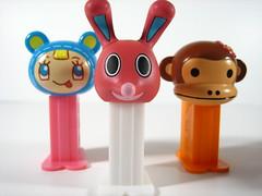 More mini-PEZ (WEBmikey) Tags: toys japan pez