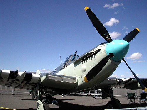 Warbird picture - Fairey Firefly