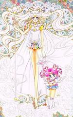 Sailor Cosmos (Washu the Great) Tags: manga sailormoon graphicnovels naokotakeuchi sailorcosmos