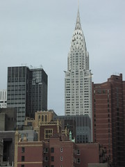 The Chrysler Building (tiseb) Tags: usa ny newyork manhattan chryslerbuilding tumblr