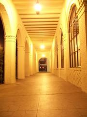 downtown glow (Bahugala) Tags: nightphotograpghy city