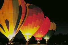 night glow (vsz) Tags: prosser hotairballoon night fire nightglow nikon d70s tamron 18200mm bvl light repetition 1025fav wow hotair balloon topv111