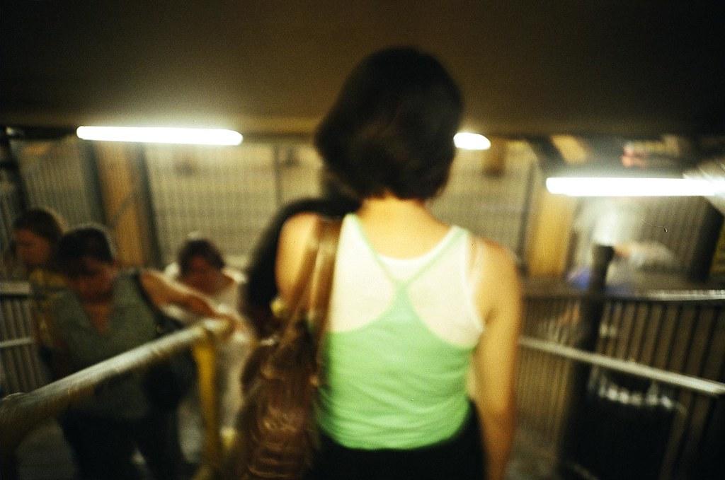 paifang to subway