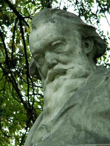 Vienna - Brahms memorial