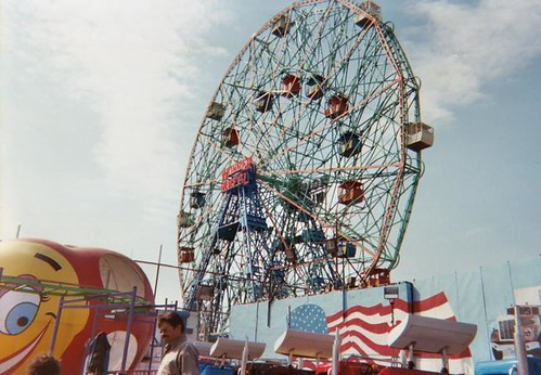 Coney Island 2003 - The Wonder Wheel
