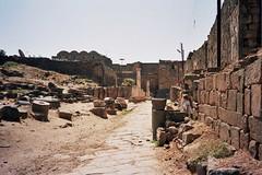 Ruins of Bosra (upyernoz) Tags: ruins syria  bosra   bosraashsham