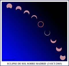 Eclipse de Sol (Fran Barrero (venus-photo)) Tags: sun sol eclipse eps1 eps2 franbarrero eps3 eps4 eps8 eps5 eps6 espaayportugalseleccin eps7 tr70300