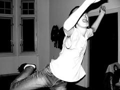 Kom n balet (sjon) Tags: portrait selfportrait home me flash top20fav mytop10favorites
