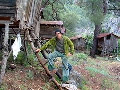 Olimpos1DavidAtTreehouse (Keemka) Tags: turkey olimpos olympos