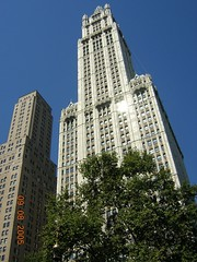 woolworth building (zusmai) Tags: ny america sep8