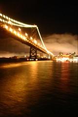 Bay Bridge - 3 (soybaby) Tags: blackbook hornblower yacht sanfrancisco sfifw fashionweek international soybaby after5media embarcadero pier33 bay