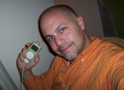 Eric, his green iPod and the Feast of Fools...
