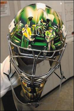 Mike Smith's Hip Mask