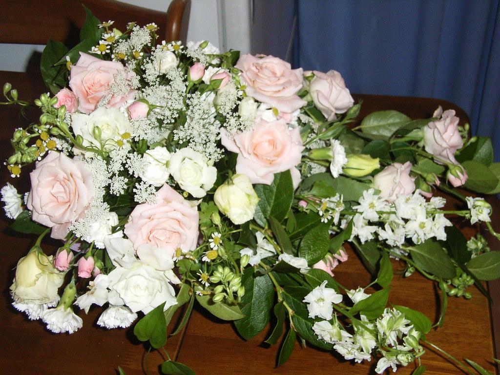 Free Wedding Flowers