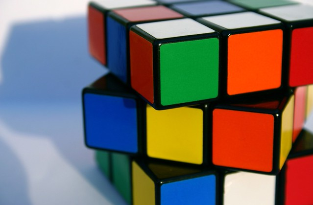Rubik Cube - What's the solution?