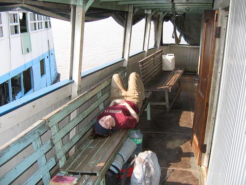 Comfort onboard