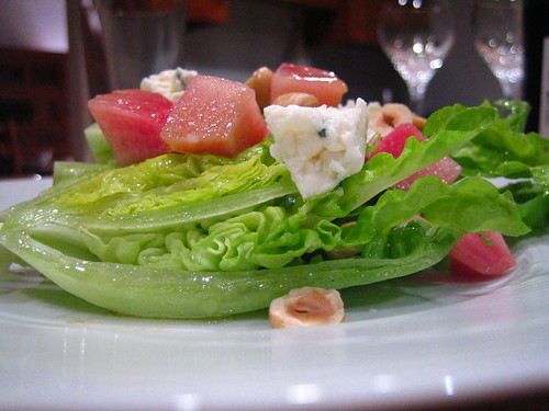 Little Gem Salad (Flickr CC: In Praise of Sardines)