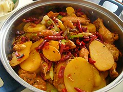 (11) Tags: food hot ginger chinesefood it made potato homemade xinjiang noodle spicy chinses           i
