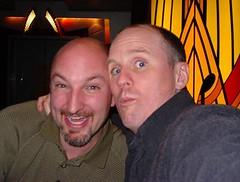 Brian and Dave (Neubie) Tags: vegas selfportrait brian baldmen neubie