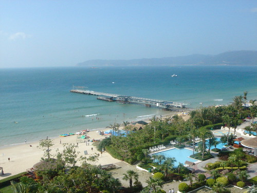 Sanya (Hainan Island), China - Holiday Inn Resort Yalong Bay