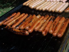 sausages on the BBQ (Vanessa Pike-Russell) Tags: food macro students bbq mostinteresting uni foodstyling vanessapikerussellbest