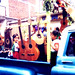 Guitar parade in Paracho, Michoacan