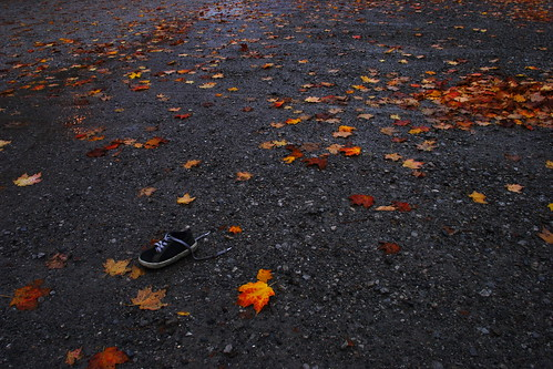 Lost: Baby Shoe, Slightly Used