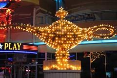 Aladdin's Lamp Las Vegas (Neato Coolville) Tags: neon las vegas lasvegas alladin roadside