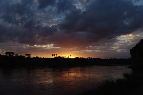 Omo sunrise