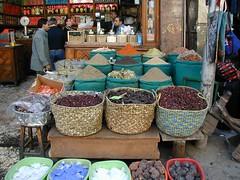 Khan 30 - Spices (melissaofthesea) Tags: cairo egypt khanalkhalili bazaar
