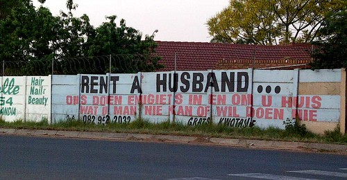 Rent a Husband | Flickr - Photo Sharing!