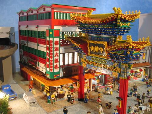 Lego Japantown