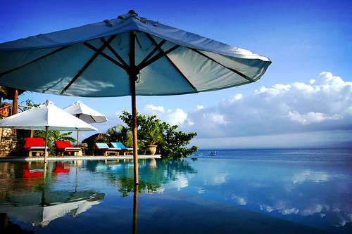 Morgenstimmung auf Bali, von Philippe Tarbouriech