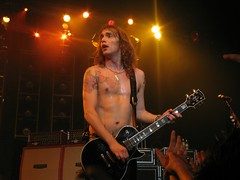 The Darkness @ The Tabernacle 2004