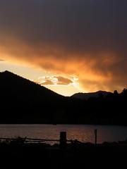 DSCN2676 (bmyers) Tags: colorado baldpate mountains lake sunset estespark