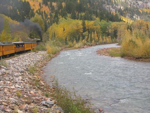 Day 4 Durango Silverton Scenic Train Ride 112