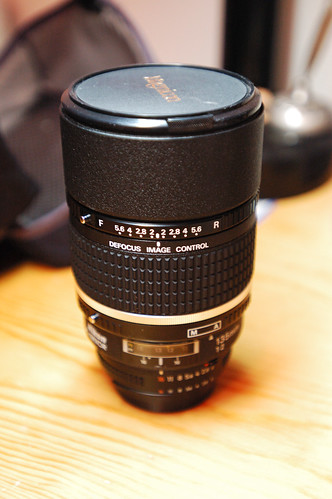 Lens used for wedding pictures