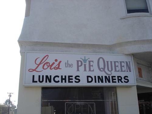 Lois the Pie Queen