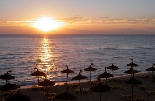 Sunrise, Bahia d'Alcúdia