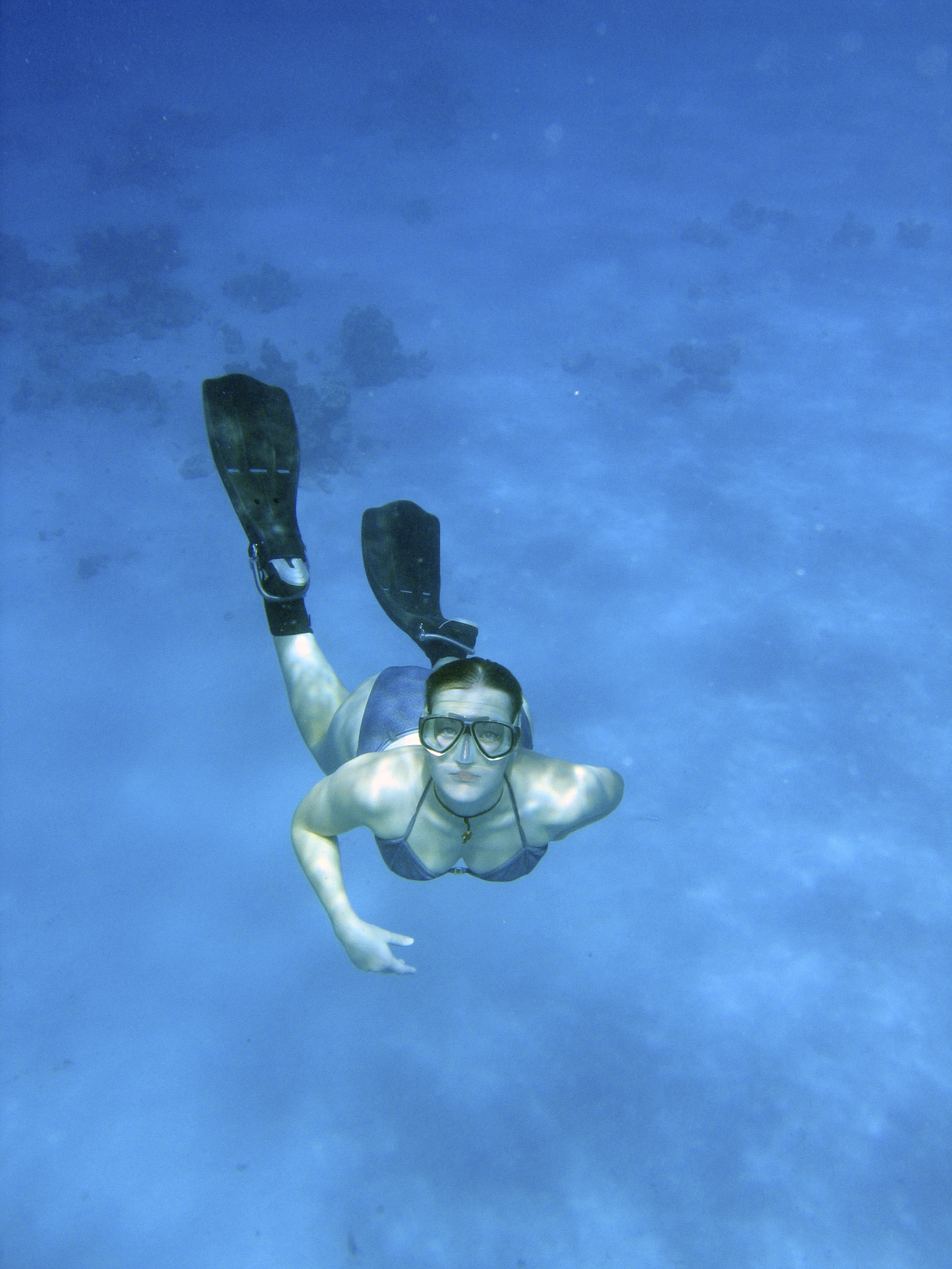 Free Diving Women