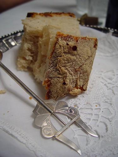 Spain: Galician wheat bread (Galicia, NW Spain).