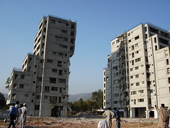 The missing tower (Talhah) Tags: islamabad margalla tower earthquake pakistan