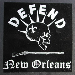 Defend New Orleans - by Editor B