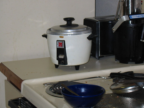 food ricecooker